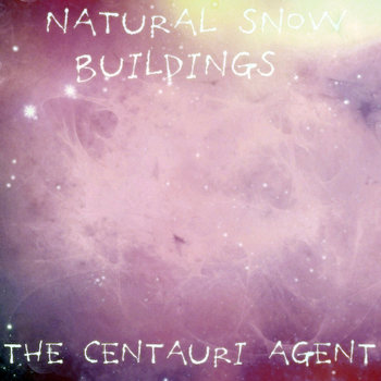 The Centauri Agent cover art