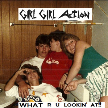 What R U Lookin' At!! cover art