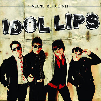 "Idol Lips - ""Scene Repulisti"" (Lp, WZ 005) cover art"