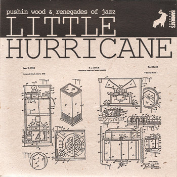 "Little Hurricane 7"" cover art"