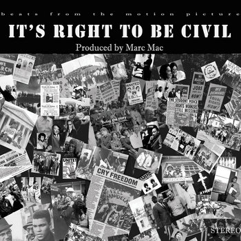 It's Right To Be Civil cover art