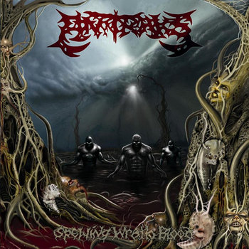Spewing Wrath Blood cover art