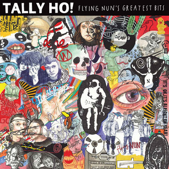 Tally Ho! Flying Nun&#39;s Greatest Bits cover art