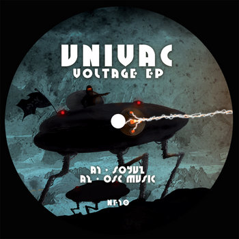 Voltage EP cover art