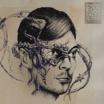 Finest Ego | Faces 12&quot; Series Vol. 4 cover art