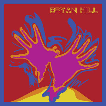 Bryan Hill cover art