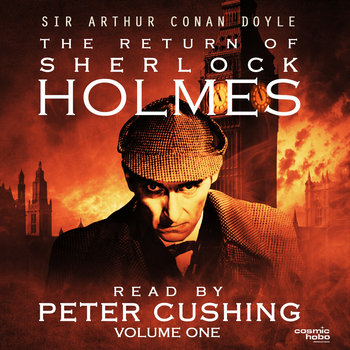 The Return of Sherlock Holmes: Volume One cover art