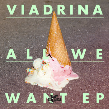 All We Want EP cover art