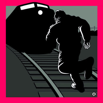 The Last Train to Scornsville cover art