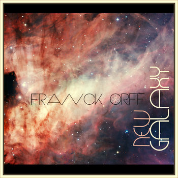 AR002 ∞ New Galaxy EP - Franck Orff cover art