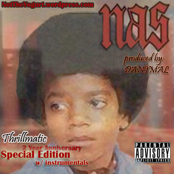 Thrillmatic [Special Edition] cover art
