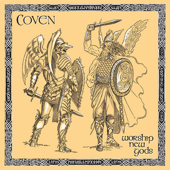 Worship New Gods cover art