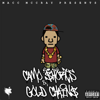Camo $horts & Gold Chains cover art