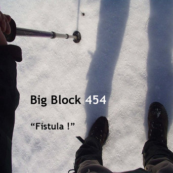 Fistula ! cover art