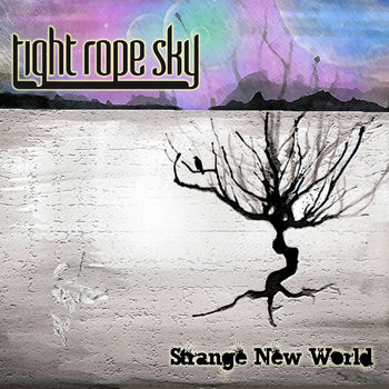 Strange New World cover art
