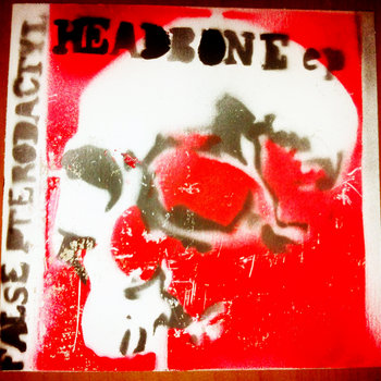 headbone EP cover art