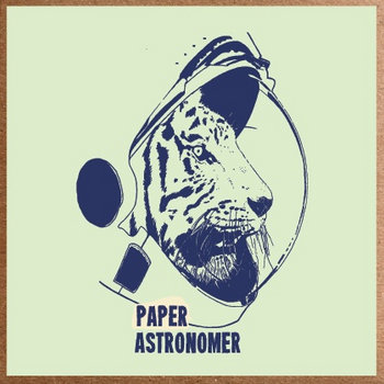 Paper Astronomer cover art