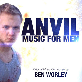 ANVIL - Music For Men cover art