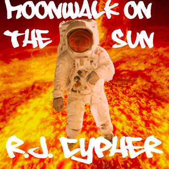 Moonwalk On The Sun cover art
