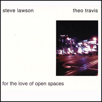 For The Love Of Open Spaces cover art