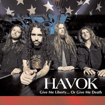 Give Me Liberty... Or Give Me Death cover art