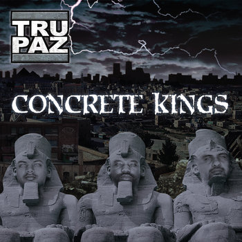 Concrete Kings cover art