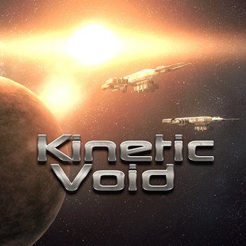 Kinetic Void cover art
