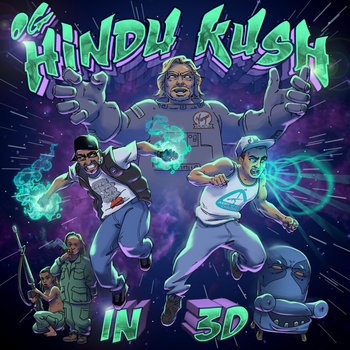 OG Hindu Kush: In 3D cover art