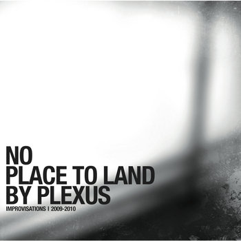 No place to land cover art