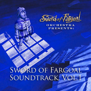 Sword of Fargoal Soundtrack cover art