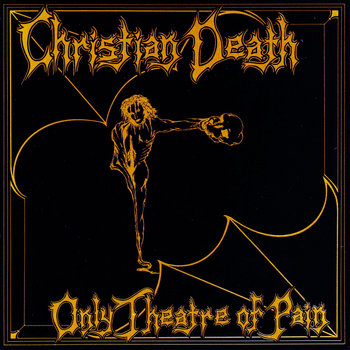 Only Theatre of Pain (Original) cover art