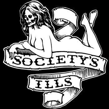 Society's Ills full length cover art