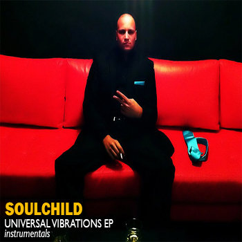 Universal Vibrations EP cover art