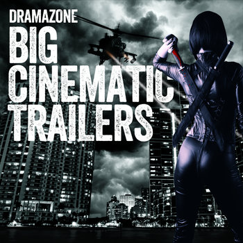 Big Cinematic Trailers cover art