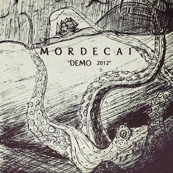 Mordecai cover art