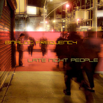 Late Night People cover art