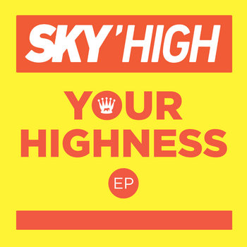 Your Highness EP cover art