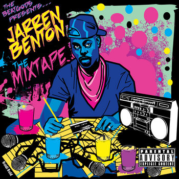 jarren benton the mixtape cover art