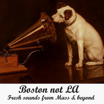 Boston Not LA cover art