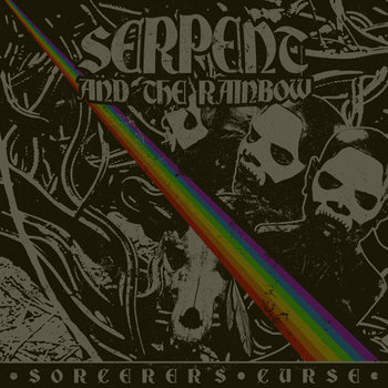 Sorcerer&#39;s Curse EP cover art