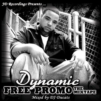 Free Promo The Mixtape (2008) cover art