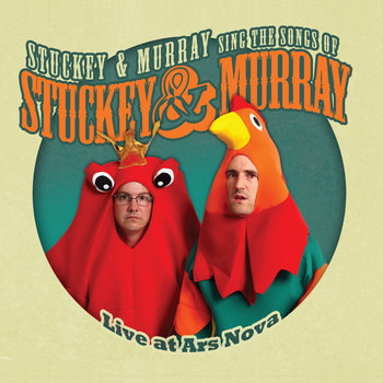 Stuckey & Murray Sing The Songs Of Stuckey & Murray cover art
