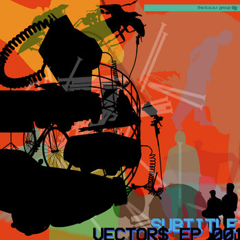 vectors 1 cover art