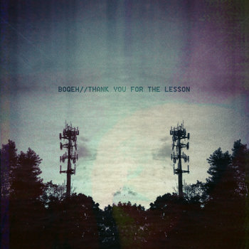 Thank You For The Lesson cover art