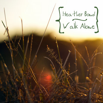 Walk Alone {acoustic trio version} cover art