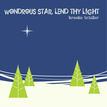 wondrous star, lend thy light cover art