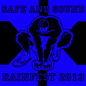 Rain Fest Promo Tape cover art