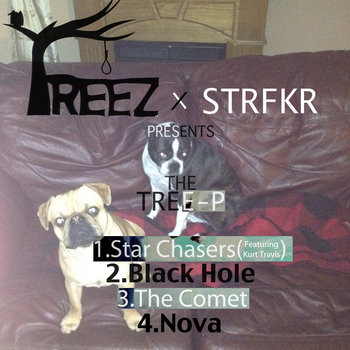 TREEZ X STRFKR Presents: The Tree-p cover art