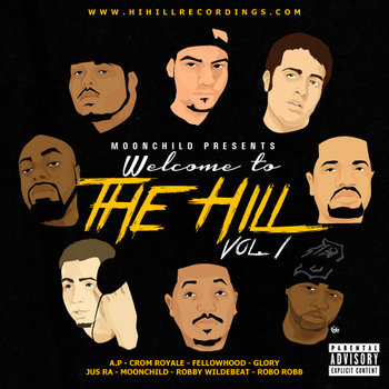 Moonchild Presents: Welcome to the Hill Vol. 1 (COMING 5/28) cover art