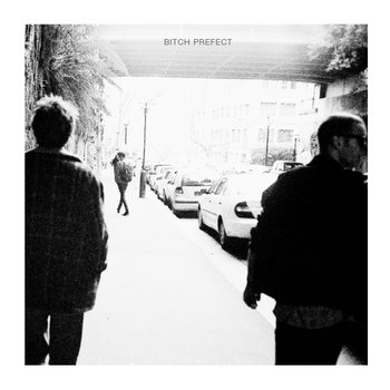 Bitch Prefect EP cover art